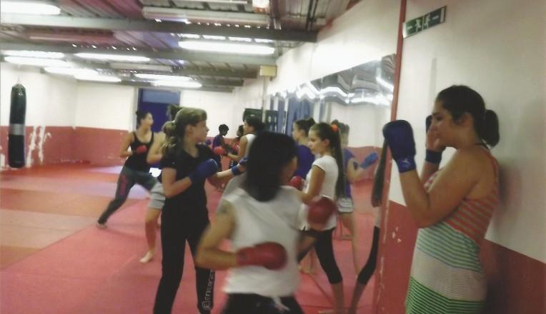 Boxe Fitness