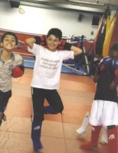 Boxe pour les enfants 10