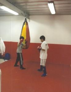 Boxe pour les enfants 16