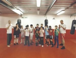 Boxe pour les enfants 44