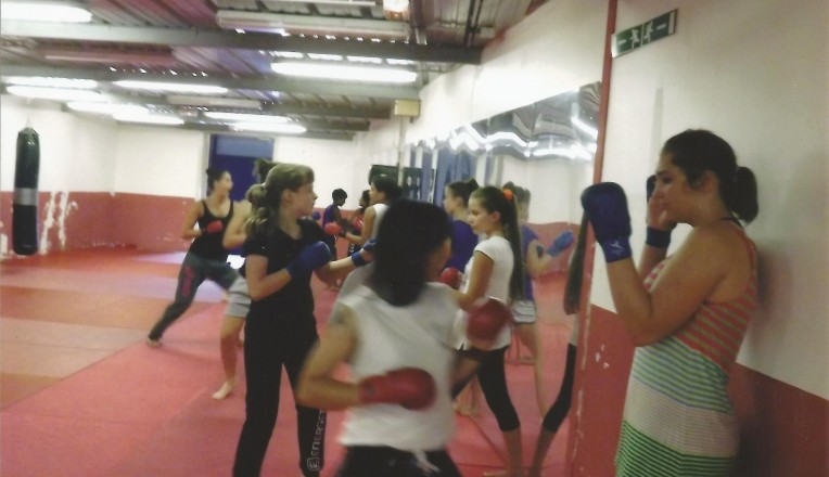 Academie Europeenne Des Sports Boxe Fitness A Strasbourg